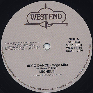Michele / Disco Dance