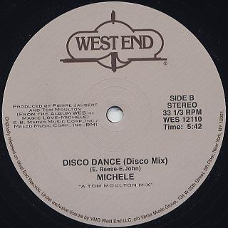 Michele / Disco Dance back