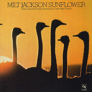 Milt Jackson / Sunflower