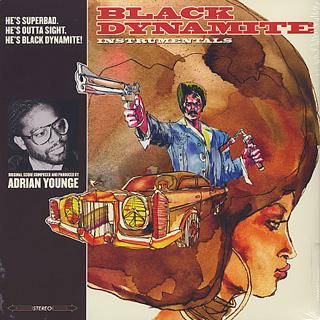O.S.T.(Adrian Younge) / Black Dynamite - Instrumentals