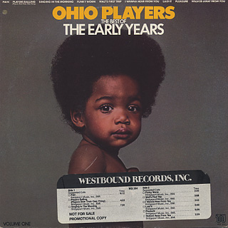 Ohio Players / The Best Of The Early Years Volume One
