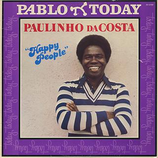 Paulinho da Costa / Happy People