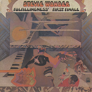 Stevie Wonder / Fulfillingness' First Finale