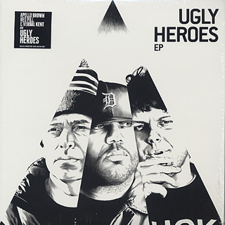 Ugly Heroes / Ep front