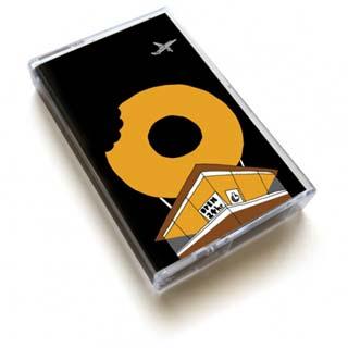 J Dilla / Donuts(cassette)