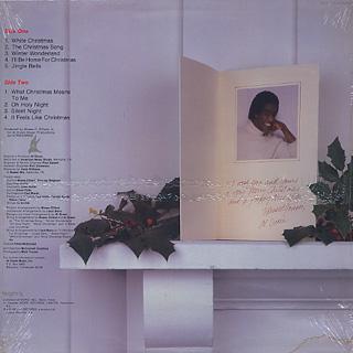 Al Green / White Christmas back