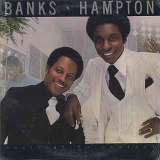 Banks And Hampton / Passport To Ecstasy