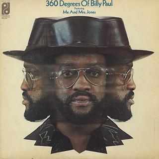 Billy Paul / 360 Degrees Of Billy Paul