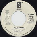 Billy Paul / False Faces