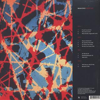 Brian Eno / Never Net back