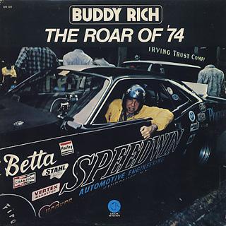 Buddy Rich / The Roar Of '74