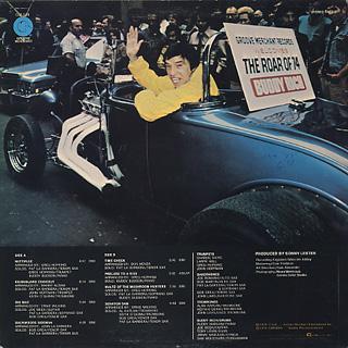 Buddy Rich / The Roar Of '74 back