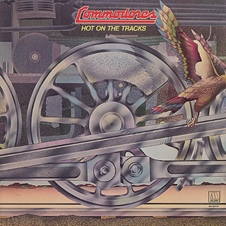 Commodores / Hot On The Tracks