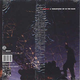 Cut Chemist / Bunky's Pick c/w Madlib / 6 Variations Of In The Rain back