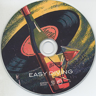 DJ Takuon & SH Beats / Easy Diving label