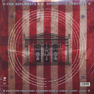 Diplomats / Diplomatic Immunity back
