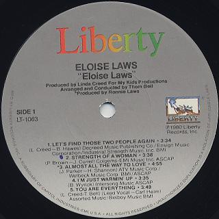 Eloise Laws / S.T. label