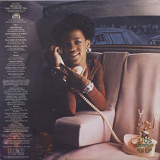 Evelyn Champagne King / Smooth Talk back