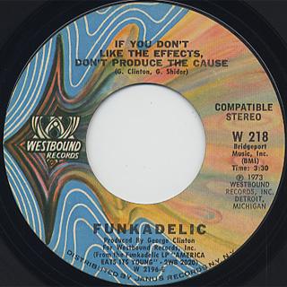Funkadelic / Cosmic Slop back