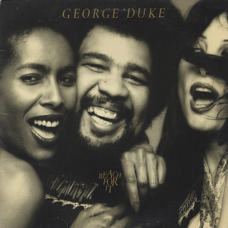 George Duke / Reach For It front