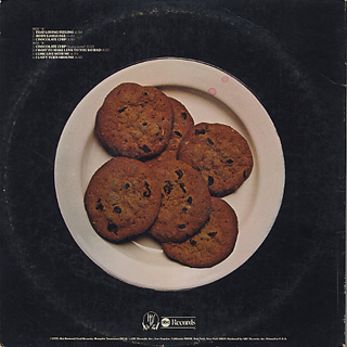 Isaac Hayes / Chocolate Chip back