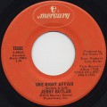 Jerry Butler / One Night Affair