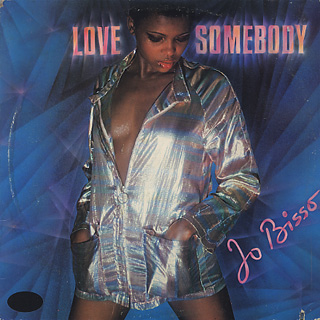 Jo Bisso / Love Somebody front