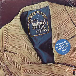 Johnnie Taylor / Taylored In Silk