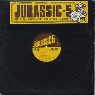 Jurassic 5 / Jayou front