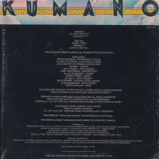 Kumano / S.T. back