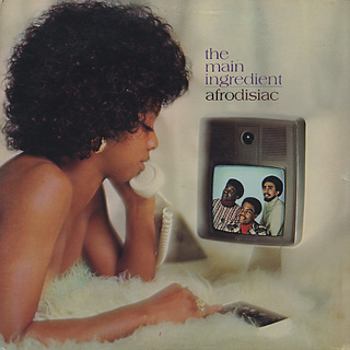 Main Ingredient / Afrodiscas