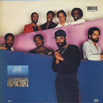 Maze Featuring Frankie Beverly / We Are One back