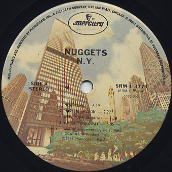 Nuggets / N.Y. label