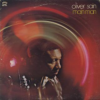 Oliver Sain / Main Man