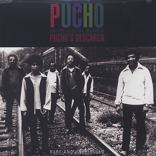 Pucho and His Latin Soul Brothers / Pucho's Descarga
