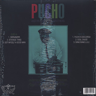 Pucho and His Latin Soul Brothers / Pucho's Descarga back