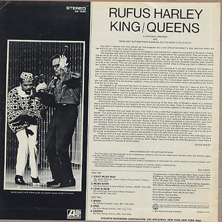 Rufus Harley / King / Queens back