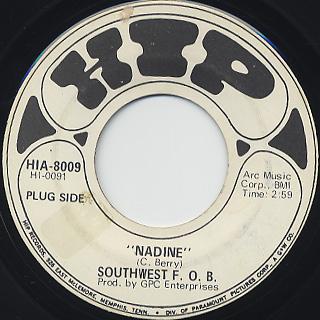 Southwest F.O.B. / Nadine
