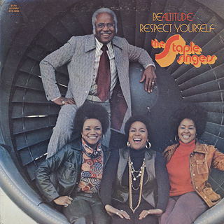 Staple Singers / Be Altitude: Respect Yourself (LP), Stax