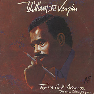 William DeVaughn / Figures Can't Calculate front