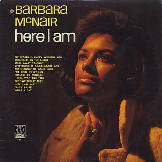 Barbara McNair / Here I Am