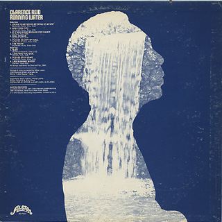 Clarence Reid / Running Water back