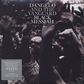 D'Angelo & The Vanguard / Black Messiah (2LP)