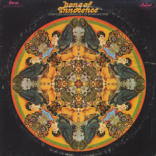 David Axelrod / Songs Of Innocence front