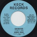 Debbie Hines / Sacrifice c/w Get Off Your Butt