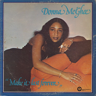 Donna McGhee / Make It Last Forever