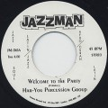 Har You Percussion Group / Welcome To The Party (7