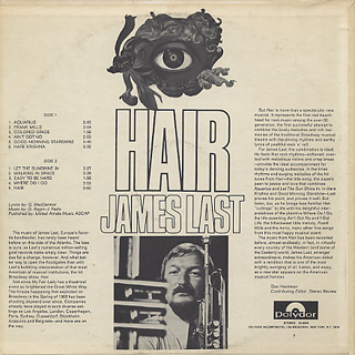 James Last / Hair back