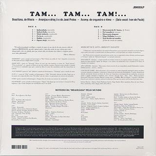 Jose Prates / Tam... Tam... Tam! back