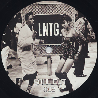 LNTG / Soul Cut #2 label
